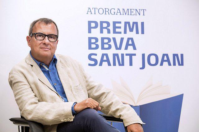 Rafael Vallbona - Premi BBVA Sant Joan