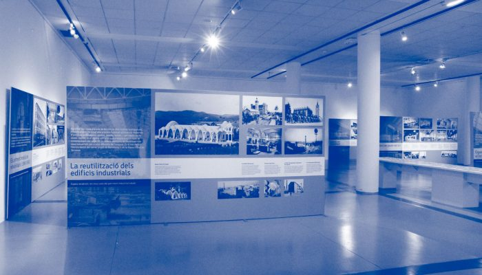 Espais recobrats. Els nous usos del patrimoni industrial català