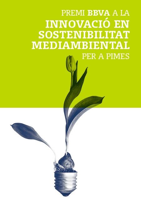 Premi BBVA a la Innovació en Sostenibilitat Mediambiental per a Pimes