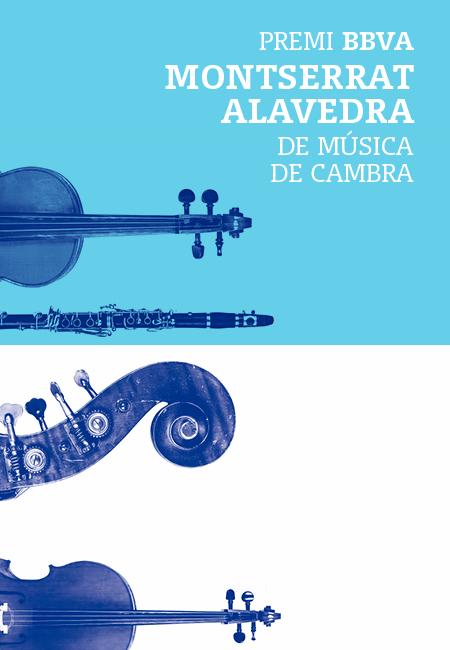 Premi BBVA de Música de Cambra Montserrat Alavedra