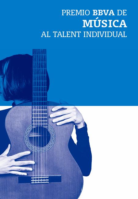 Premio BBVA de Música al Talento Individual